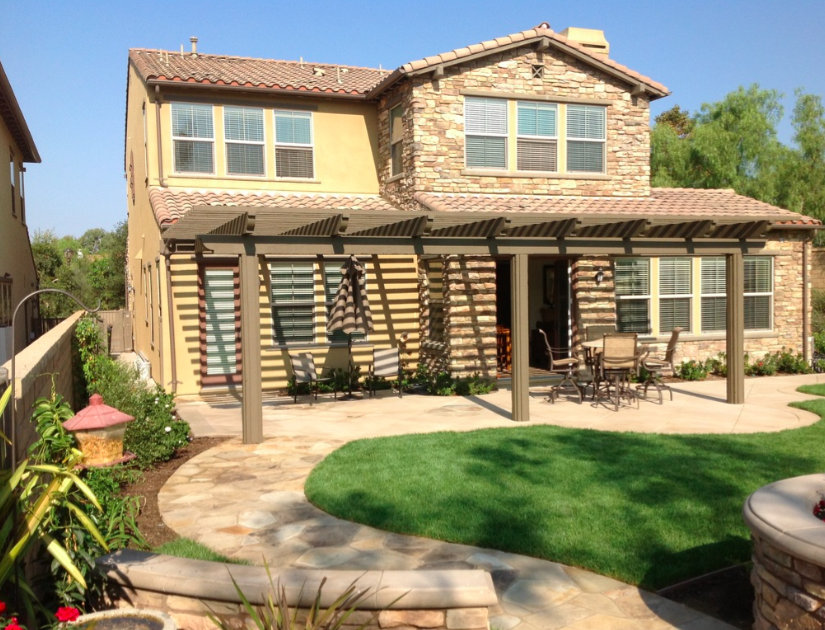 Patio Covers - Pool Contractor in Orange County CA | Golden Leaf ...