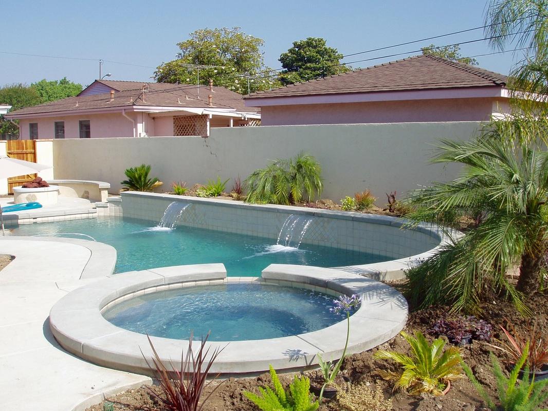 Pool Contractor In Orange County Ca Golden Leaf Construction Swimming Pool Talk Blog Orange